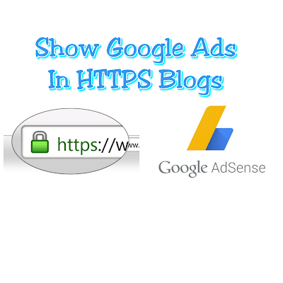 Show Ads in HTTPS blogs