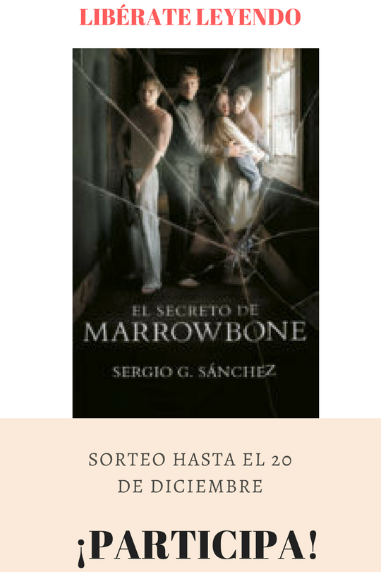 SORTEO EL SECRETO DE MARROWBONE