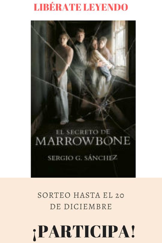 SORTEO EL SECRETO DE MARROWBONE