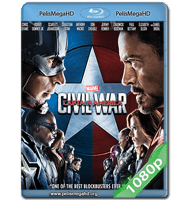 CAPITÁN AMÉRICA: GUERRA CIVIL (2016) FULL 1080P HD MKV ESPAÑOL LATINO