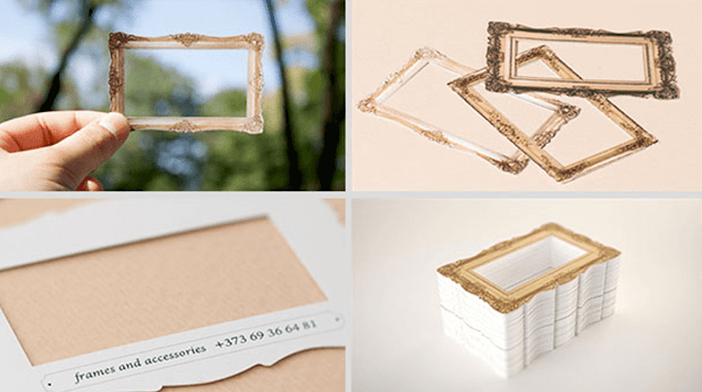 Cửa hàng bán khung hình và phụ kiện trang trí
