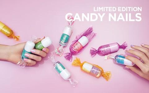 Candy Nails, kolorowa uczta by KIKO MILANO
