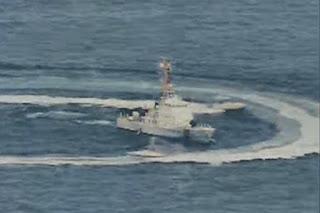 Kapal Iran Kepung Beberapa Kapal Perang AS