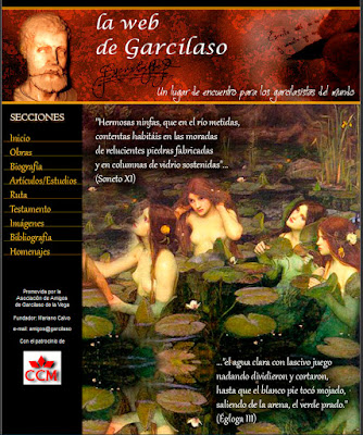 http://www.garcilaso.org/