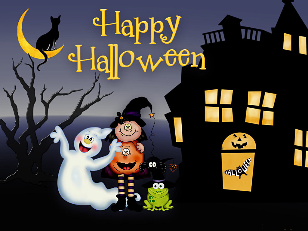 halloween clipart free animated - photo #37