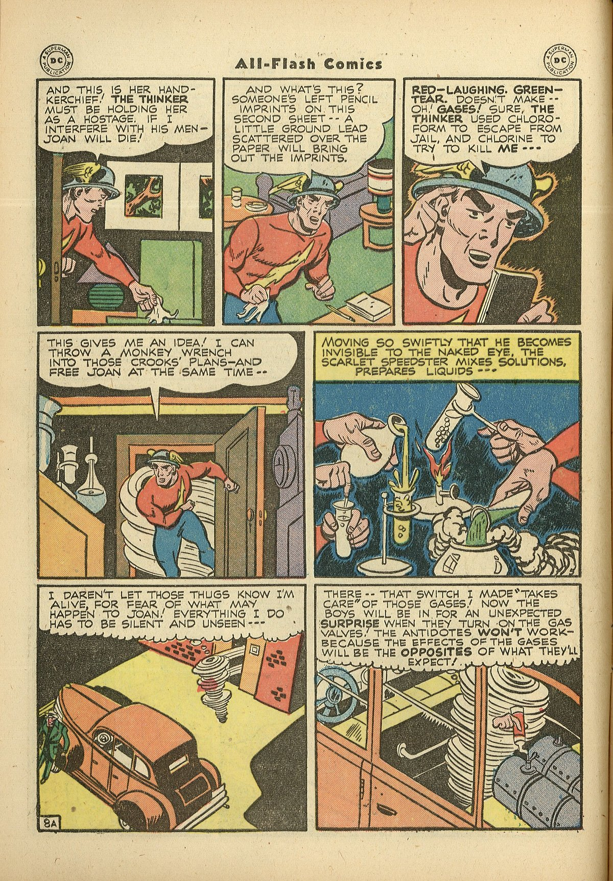 Read online All-Flash comic -  Issue #27 - 10
