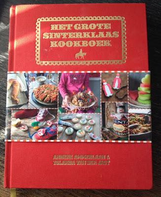 My happy kitchen leest: Het Grote Sinterklaas Kookboek