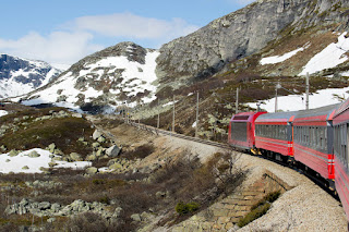 A Dream Journey by Oslo to Bergen Train