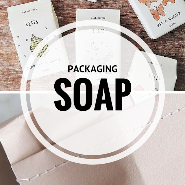 soap packaging • the Round Button blog