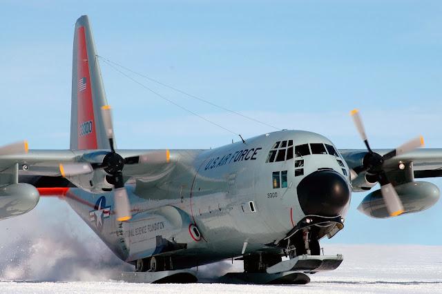Equipamentos do exército ainda circulam pela Antártida