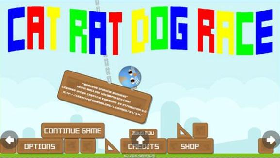 HIGHTECHHOLIC: Have fun with Cat Rat Dog Race game