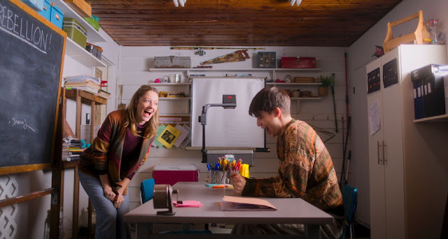 VIFF 2017 Must See BC | Judy Greer Daniel Doheny Kyle Rideout | Public Schooled