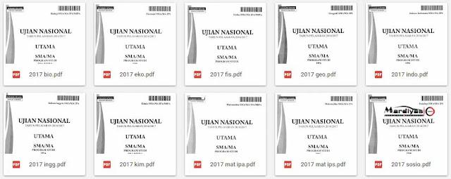 Dalam hitungan beberapa bulan lagi pekan  Kumpulan Soal UN 2017 SMA IPA dan IPS Lengkap