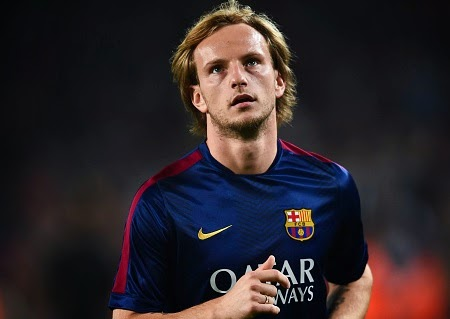 Manchester sides set to fight for Ivan Rakitic