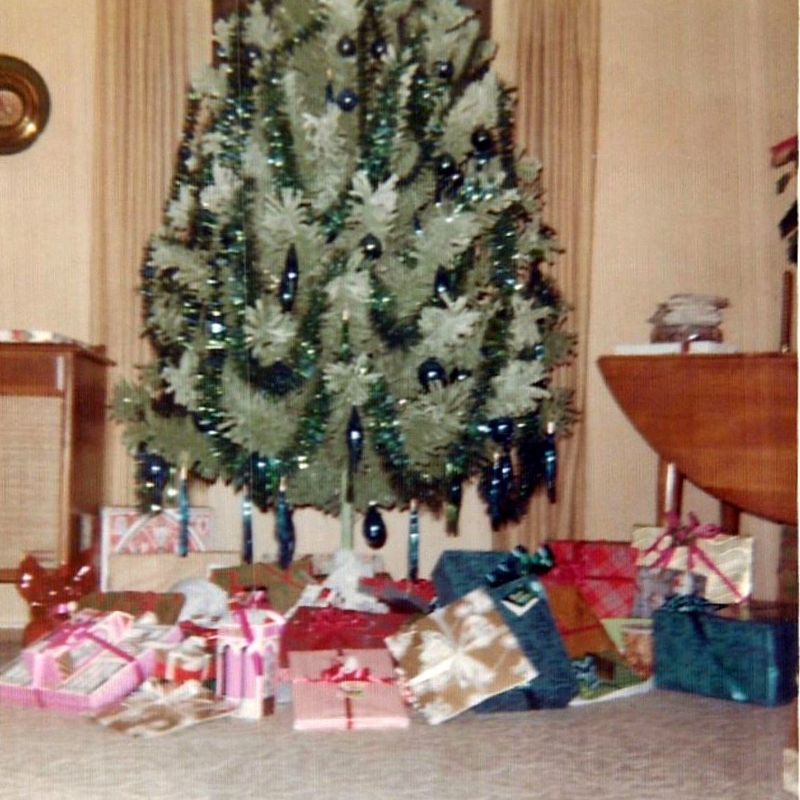 Christmas House Interior 1950s And 1960s 285 29 Jpg