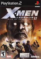 X-Men Legends II: Rise of Apocalypse (PS2) 2005