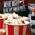 Movie night: Healthy snack pots