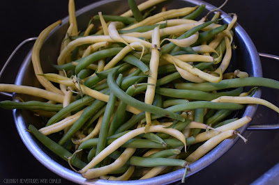 Go, 'Dores! Pickled Beans
