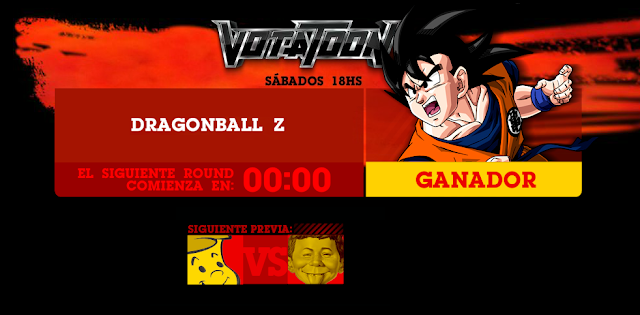 Votatoon de la Semana - Dragon Ball