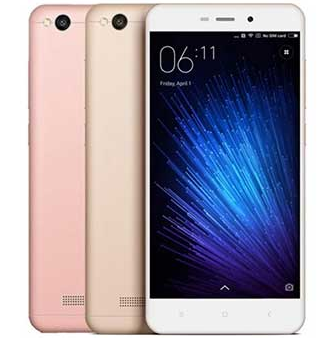 HP Android Xiaomi Redmi 4A