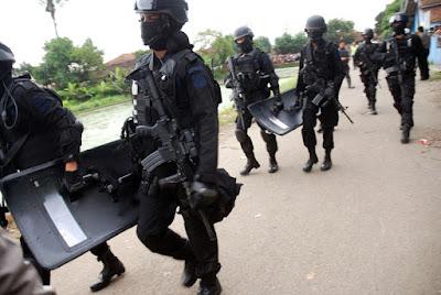 GP Ansor Desak Densus 88 Profesional Tangani Terorisme