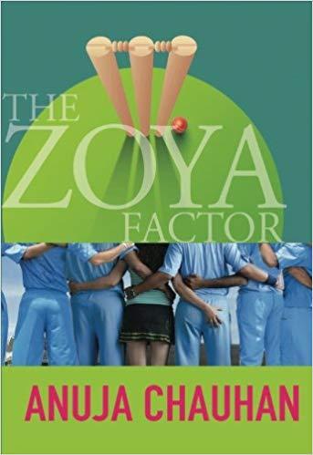 The Zoya Factor | First Novel  by Anuja Chauhan
