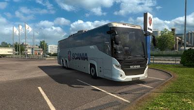 Scania Touring Mod