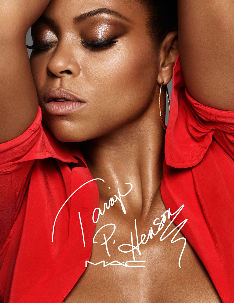 Taraji P. Henson MAC Collection Launching Next Month