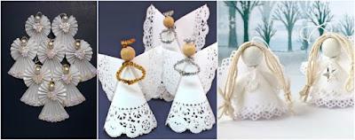 angelitos-papel