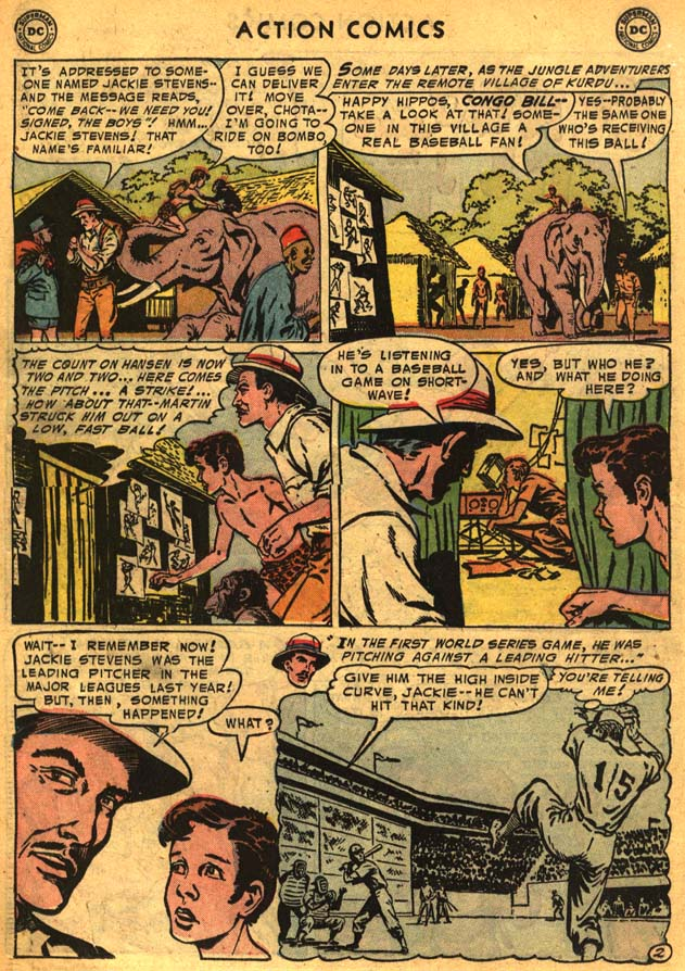 Read online Action Comics (1938) comic -  Issue #201 - 18