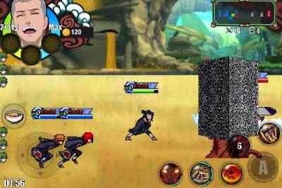 Naruto Senki MOD New Sprite : Sandaime Kazekage Replace Hidan