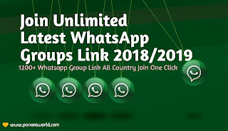 latest whatsapp groups