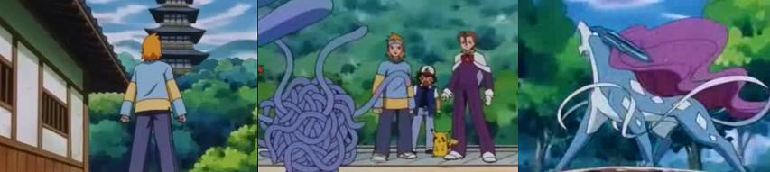 Pokemon Capitulo 18 Temporada 5 Las Campanas de Ho - Oh