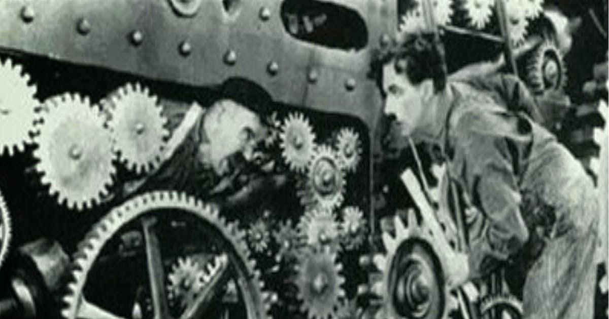 CONSTRUINDO HISTÓRIA HOJE: Relatório sobre o filme Tempos Modernos ...