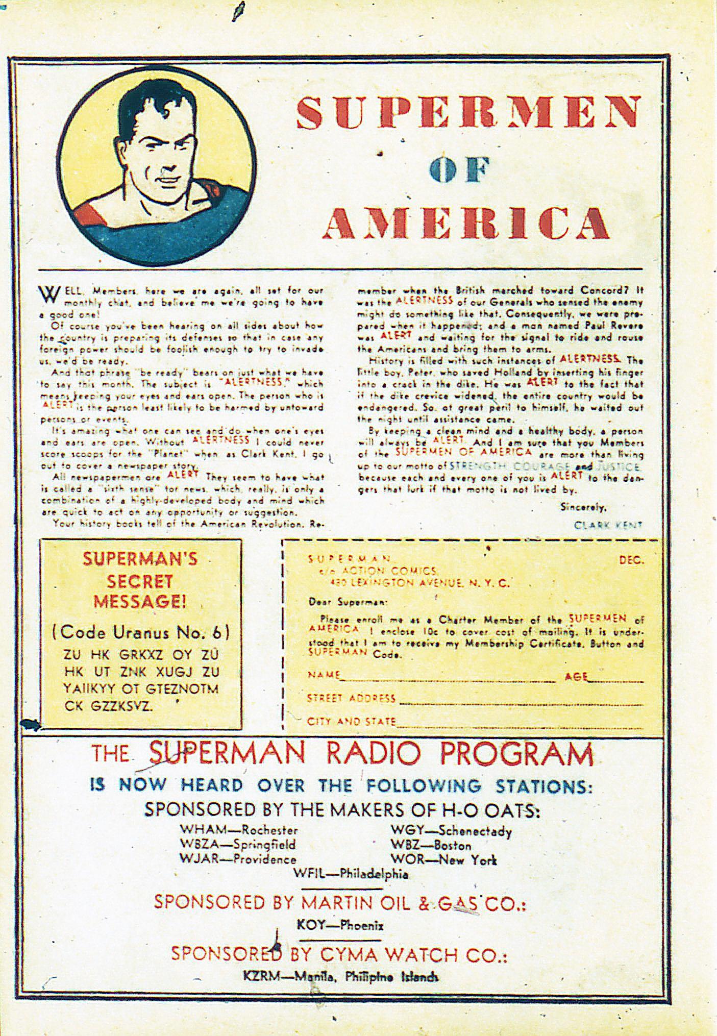 Action Comics (1938) 31 Page 15
