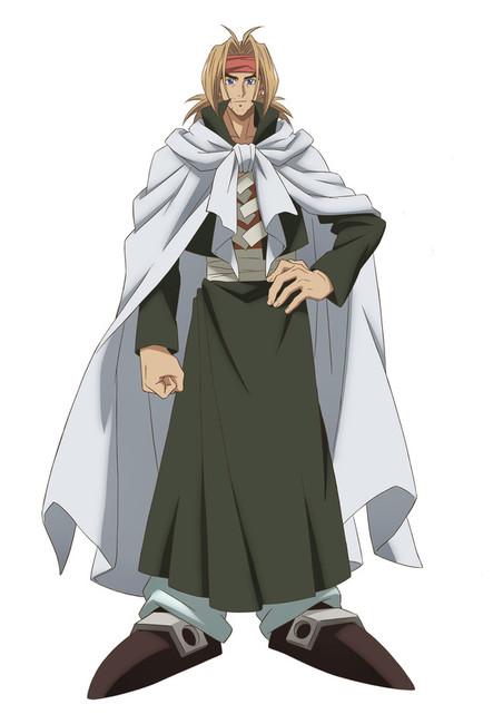 Yoshimasa Hosoya como Ko Hiko