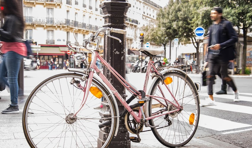 Vamos de bicicleta?