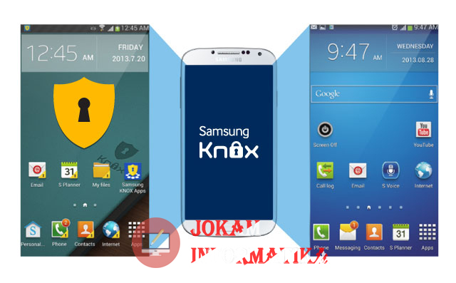Samsung KNOX : Pengertian, Fungsi Dan Kinerjanya Samsung Knox Lengkap - JOKAM INFORMATIKA