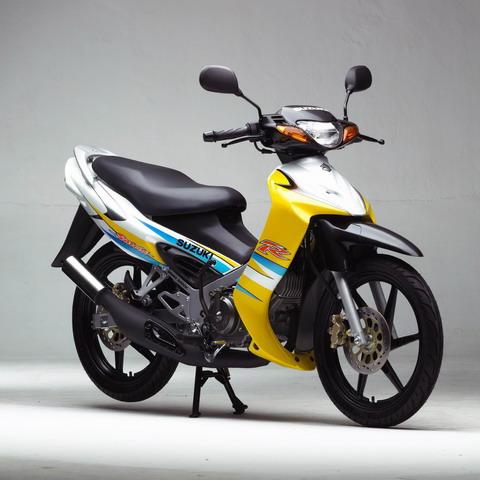 Đời Su xipo Suzuki Sport 1996 - 2006 5