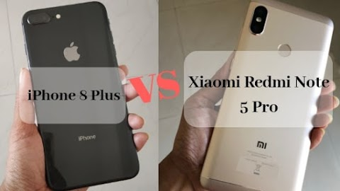 My Experience With Xiaomi Redmi Note And Apple iPhone