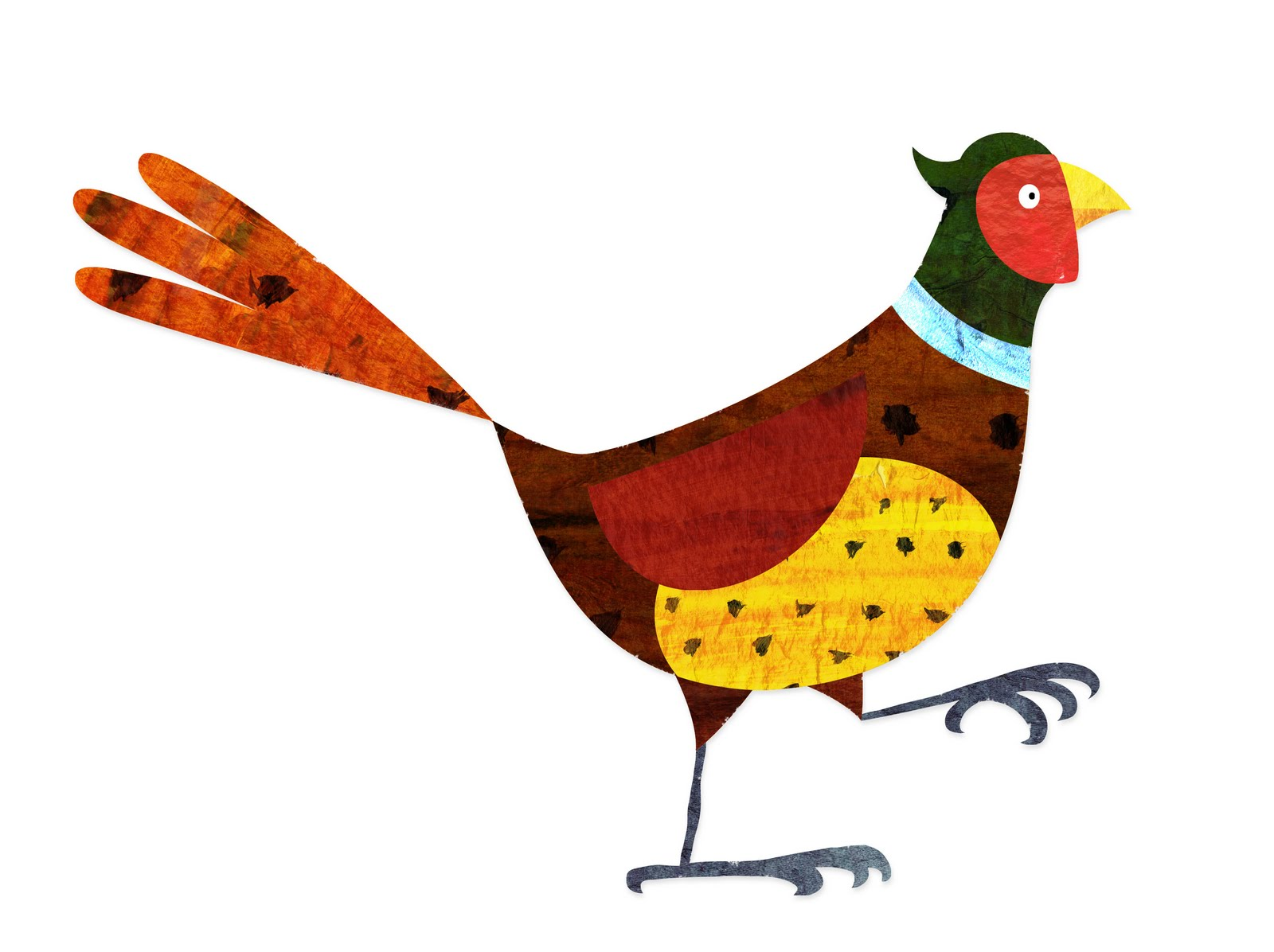 The Olly Brown Blog Pheasant