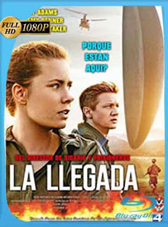 La llegada 2016 HD [1080p] Latino [GoogleDrive] DizonHD