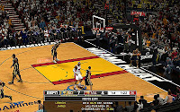 NBA 2K13 NBA on ESPN Mod Scoreboard