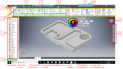 Autodesk inventor Pro