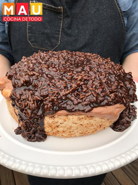 mau cocina de todo mostachon de nutella receta deliciosa facil
