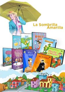 La Sombrilla Amarilla (DVD, Editorial Citmatel)