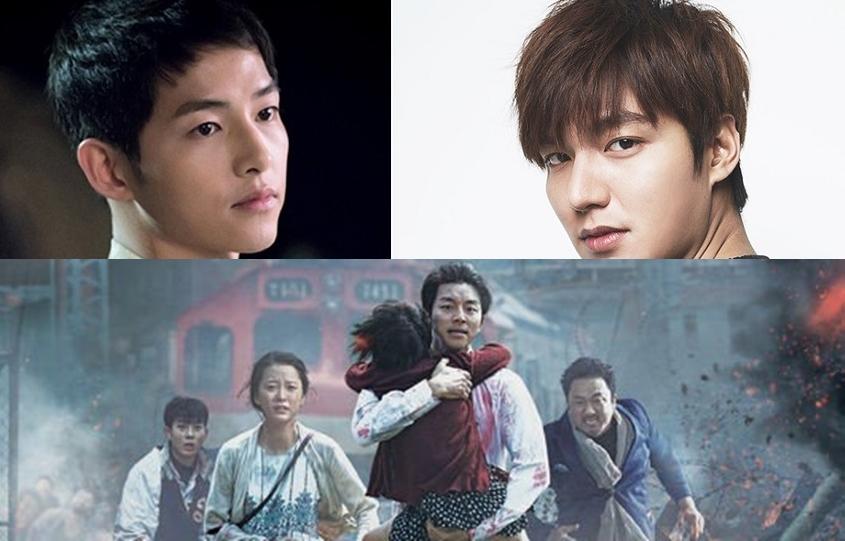 'Train To Busan 2' Responds to Song JoongKi & Lee Min Ho