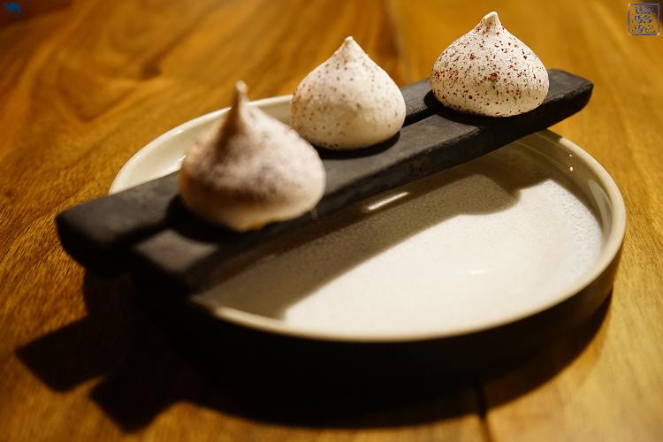 Le Chameau Bleu - Diner Gastronomique a l'atelier d'Edmond à Val d'isere