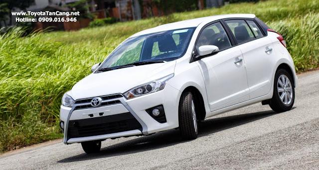 toyota yaris 2014 12 6164 - So sánh Ford Fiesta và Toyota Yaris : Ai là Vua xe Hatchback cỡ nhỏ - Muaxegiatot.vn
