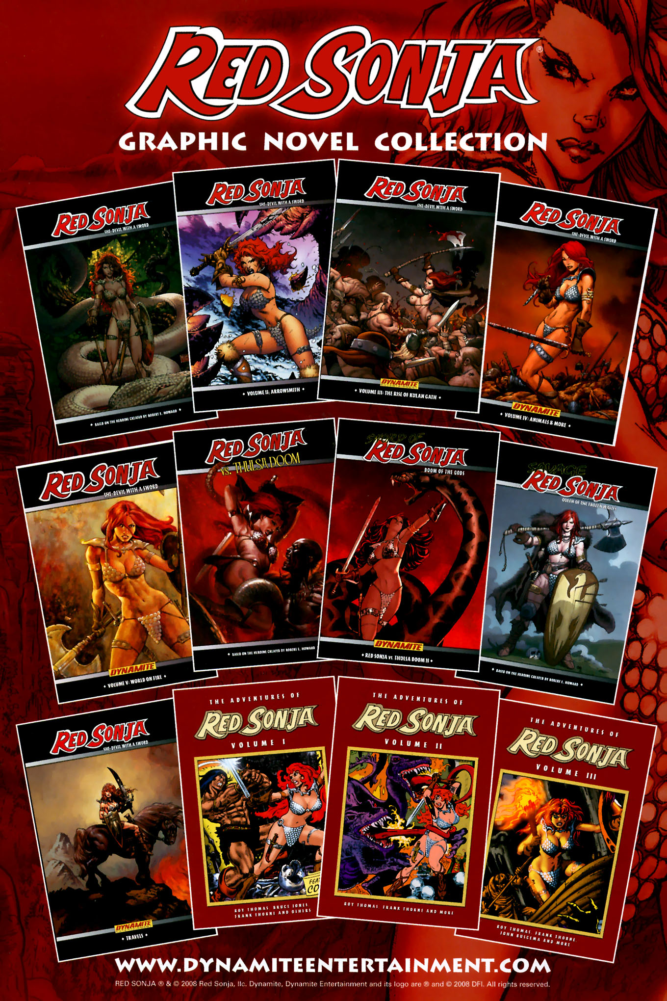 Read online Red Sonja (2005) comic -  Issue #44 - 35